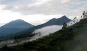 Mount Abang beklimmen op Bali
