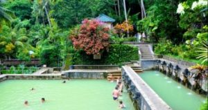 Permandian Air Panas (hotsprings) Bali