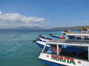 Menjangan eiland Bali