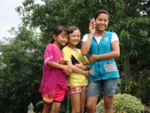 De jeugd van Bali